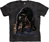 Panther Portrait t-shirt
