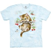 Cherry Kitten T-shirt
