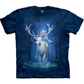 Fantasy Forest T-shirt Adult