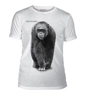 Chimp Protect Habitat Mens Triblend