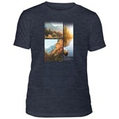 Apricate Mens Triblend T-shirt