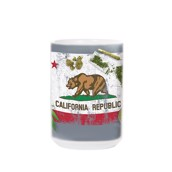 California Ceramic Mug