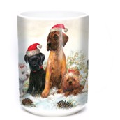 Christmas Pals Ceramic mug
