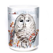 Country Owl Ceramic mug