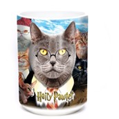 Hairy Pawter Ceramic mug