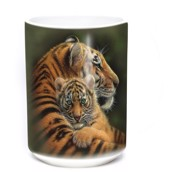 Cherished Tigers Ceramic mug