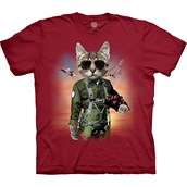 Tom Cat T-shirt