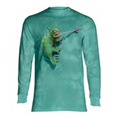 Climbing Chameleon long sleeve