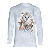 Country Owl long sleeve