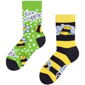 Good Mood kids socks - BEE HAPPY