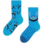 Good Mood kids socks - MONSTER