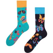 Good Mood adult socks - BUTTERFLIES