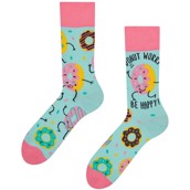 Good Mood adult socks - DONUTS