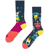 Good Mood adult socks - ALIENS
