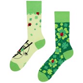 Good Mood adult socks - FOUR LEAF CLOVER