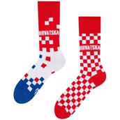 Good Mood adult socks - CROATIA