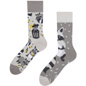 Good Mood adult socks - RACCOON