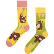 Good Mood adult socks - PARTY SLOTH