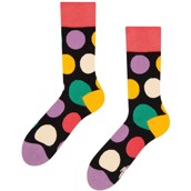 Good Mood adult socks - BOLD DOTS