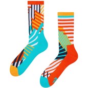 DYNAMIC STRIPES Good Mood Sports socks