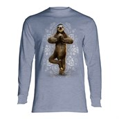 Namaste Sloth long sleeve