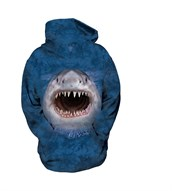 Wicked Nasty Shark child hoodie