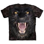 Aggressive Panther t-shirt