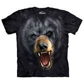 Aggressive Nature Black Bear t-shirt