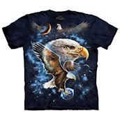 Cosmic Eagle t-shirt