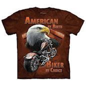 American by Birth t-shirt