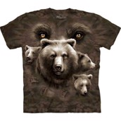 Bear Eyes t-shirt