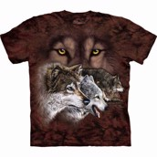 Find 9 Wolves t-shirt