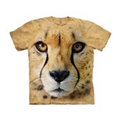 Big Face Cheetah t-shirt