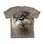 Noth American River Otter t-shirt