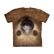 Upside Down Sloth t-shirt
