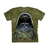 Vought F4U-1D Corsair Cockpit t-shirt