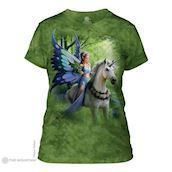 Realm Of Enchantment ladies t-shirt