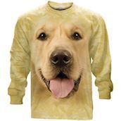 Big Face Golden long sleeve