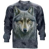 Warrior Wolf long sleeve