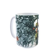 Peace Tree Frog Ceramic mug