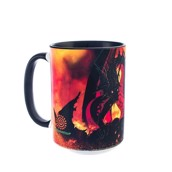 Fireball Ceramic mug