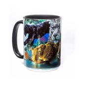 Big Cats Jungle Ceramic mug