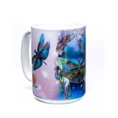 Dragonfly Dreamcatcher Ceramic mug