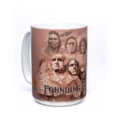 The Founders Ceramic mug