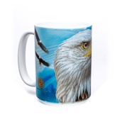 Guardian Eagle Ceramic mug