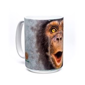 Happy Chimp Ceramic mug