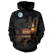 The Witching Hour Adult Hoodie