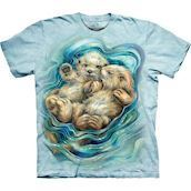 A Love Like No Otter t-shirt