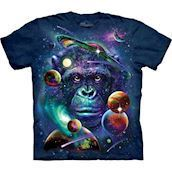 Cosmic Chimp t-shirt
