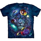 Lion of Cosmos t-shirt